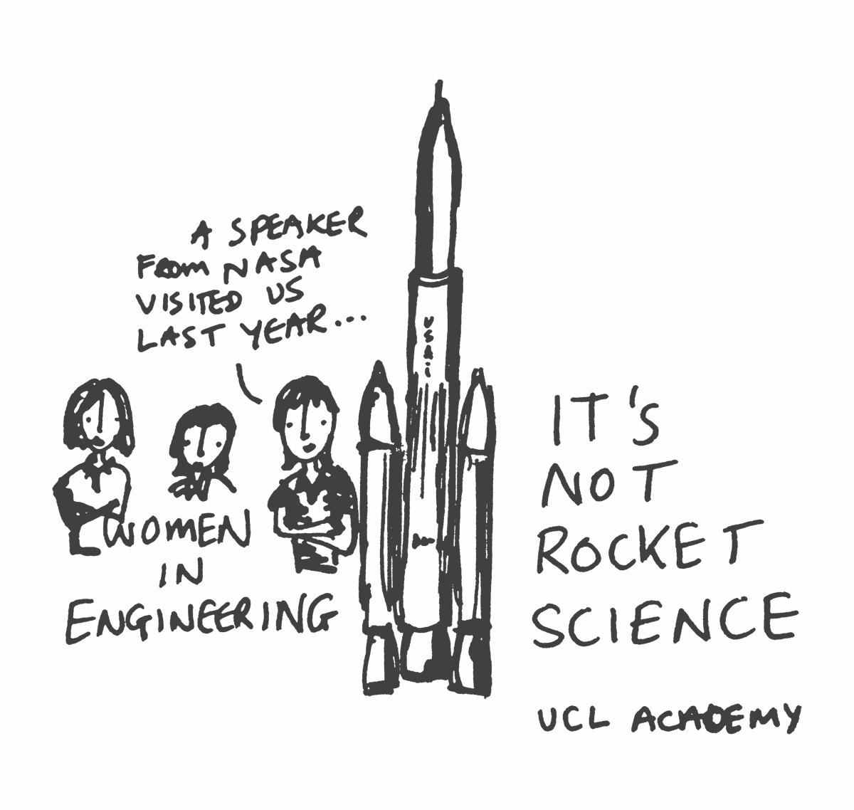 UCL Academy - Women in engineering