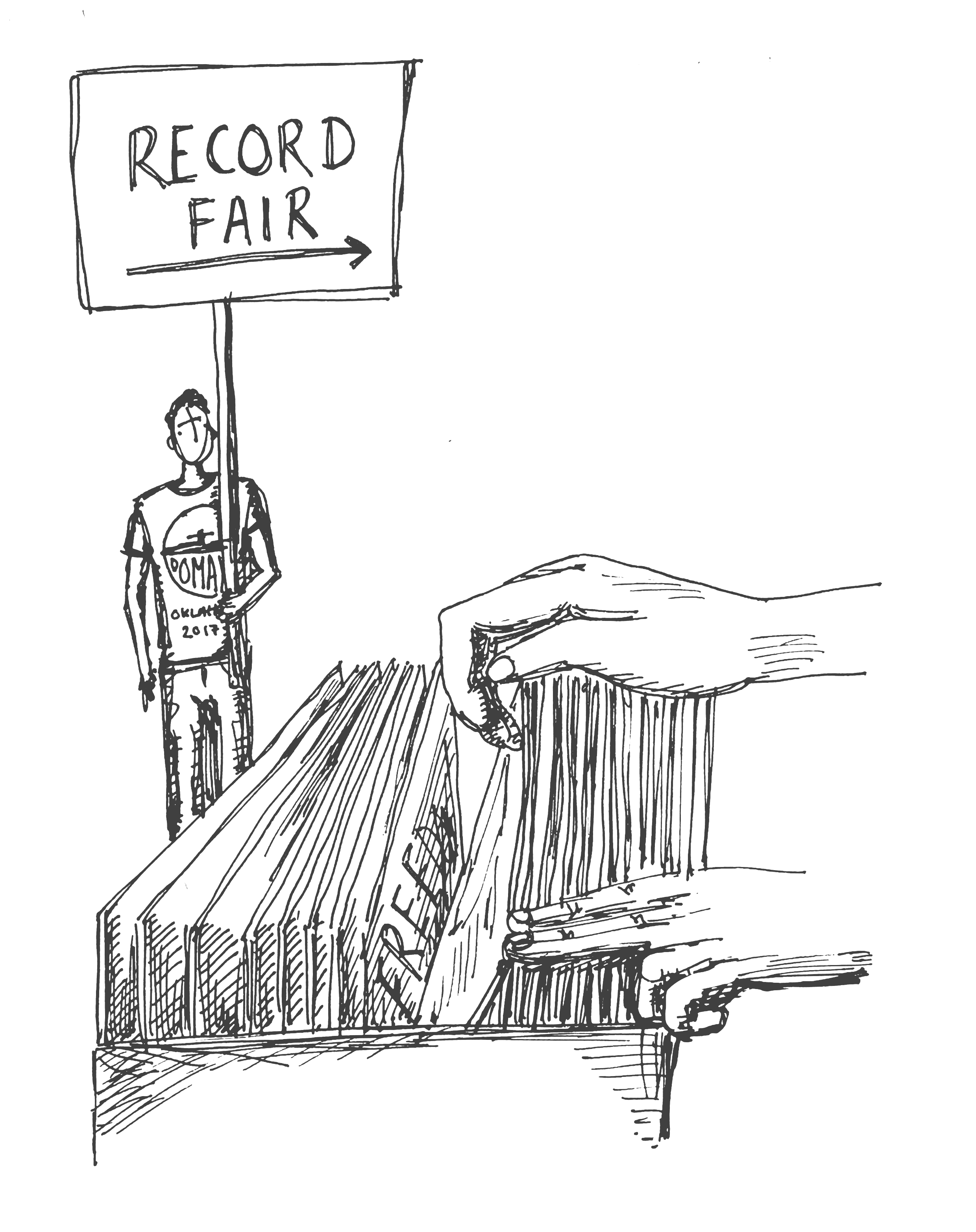 The Record Fair