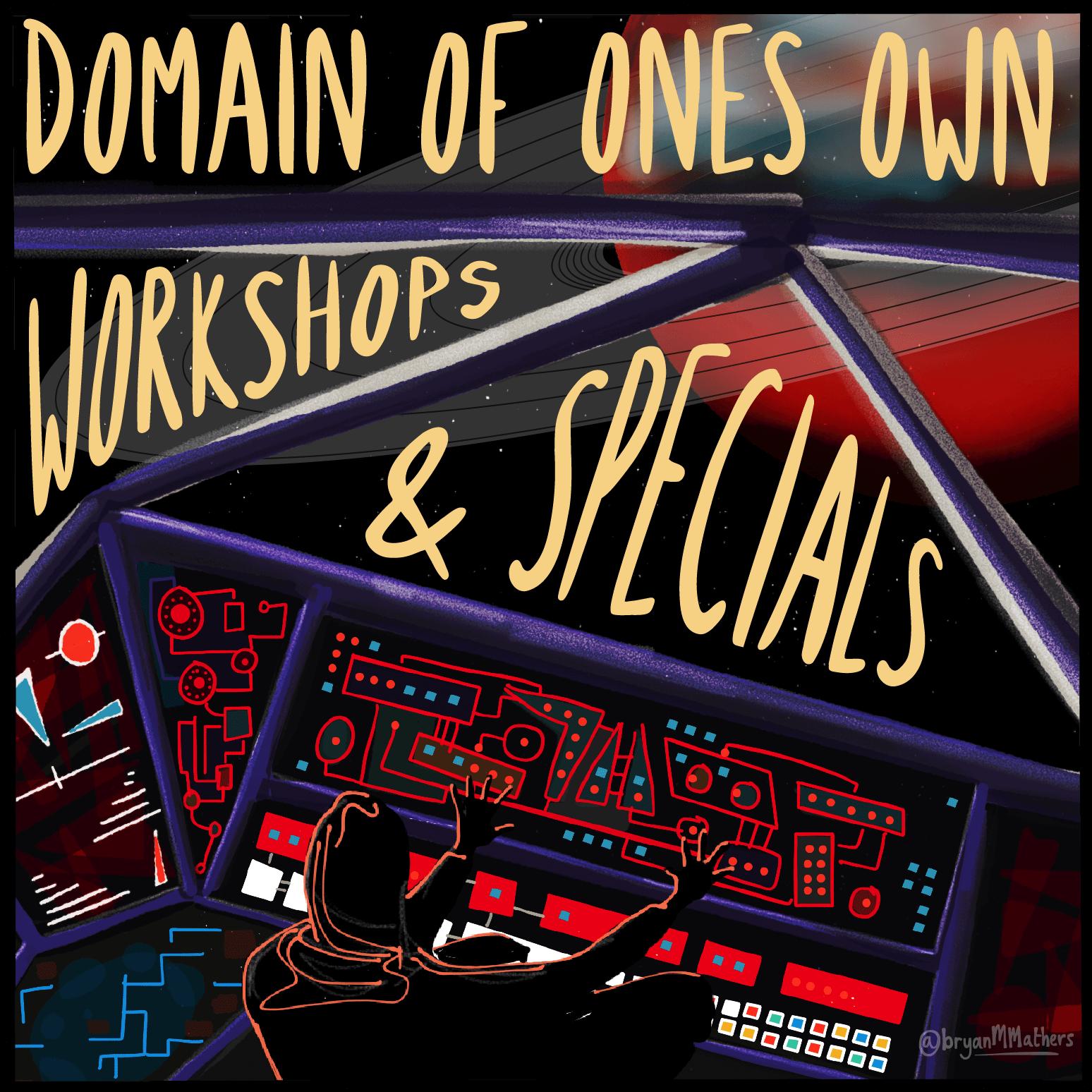 Workshops & Specials
