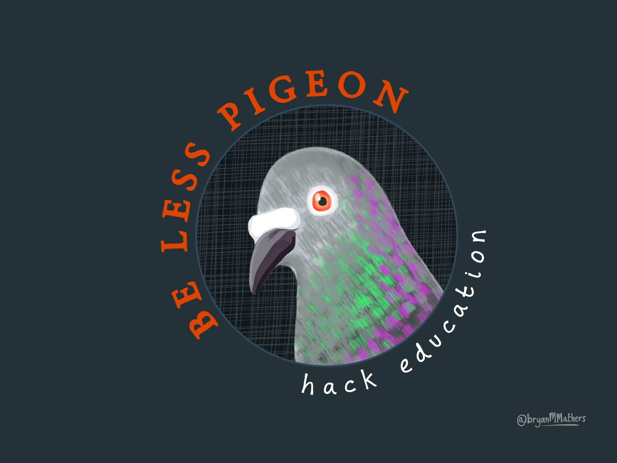 Be Less Pigeon