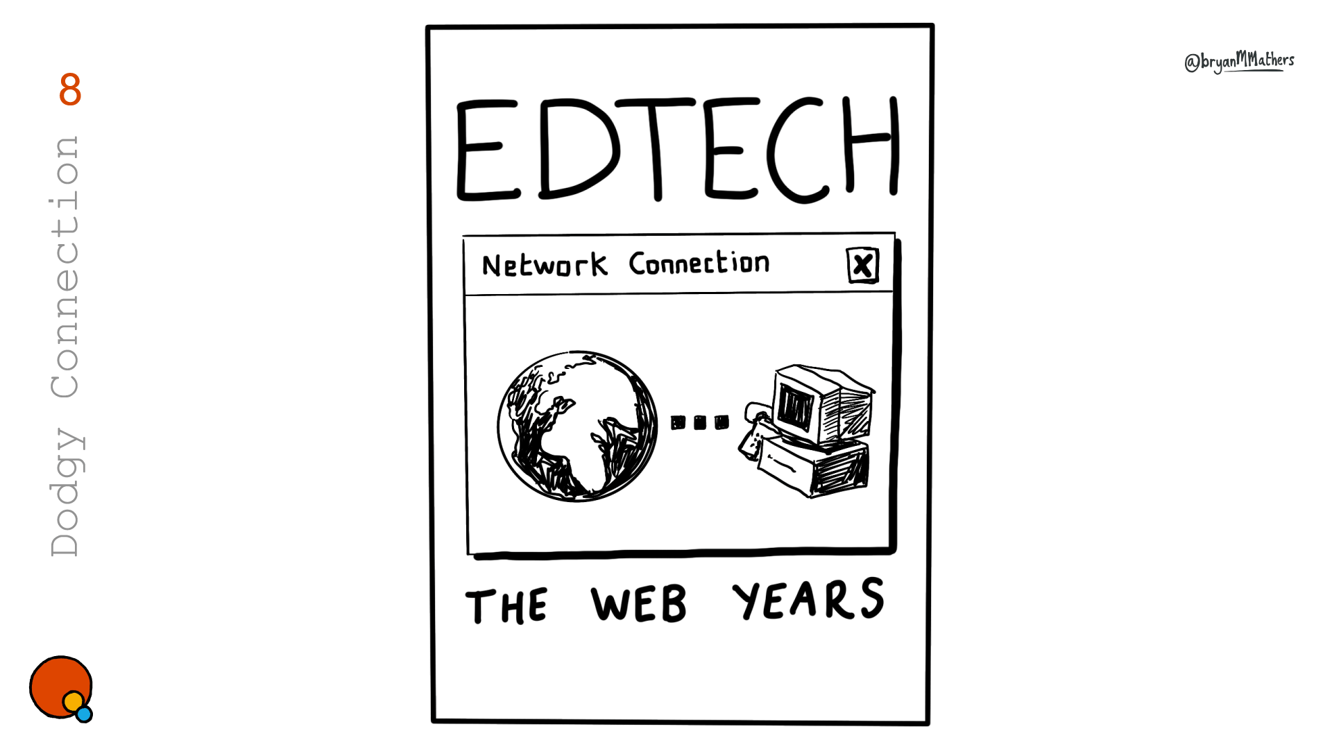 25 Years of EdTech - Dodgy Connection
