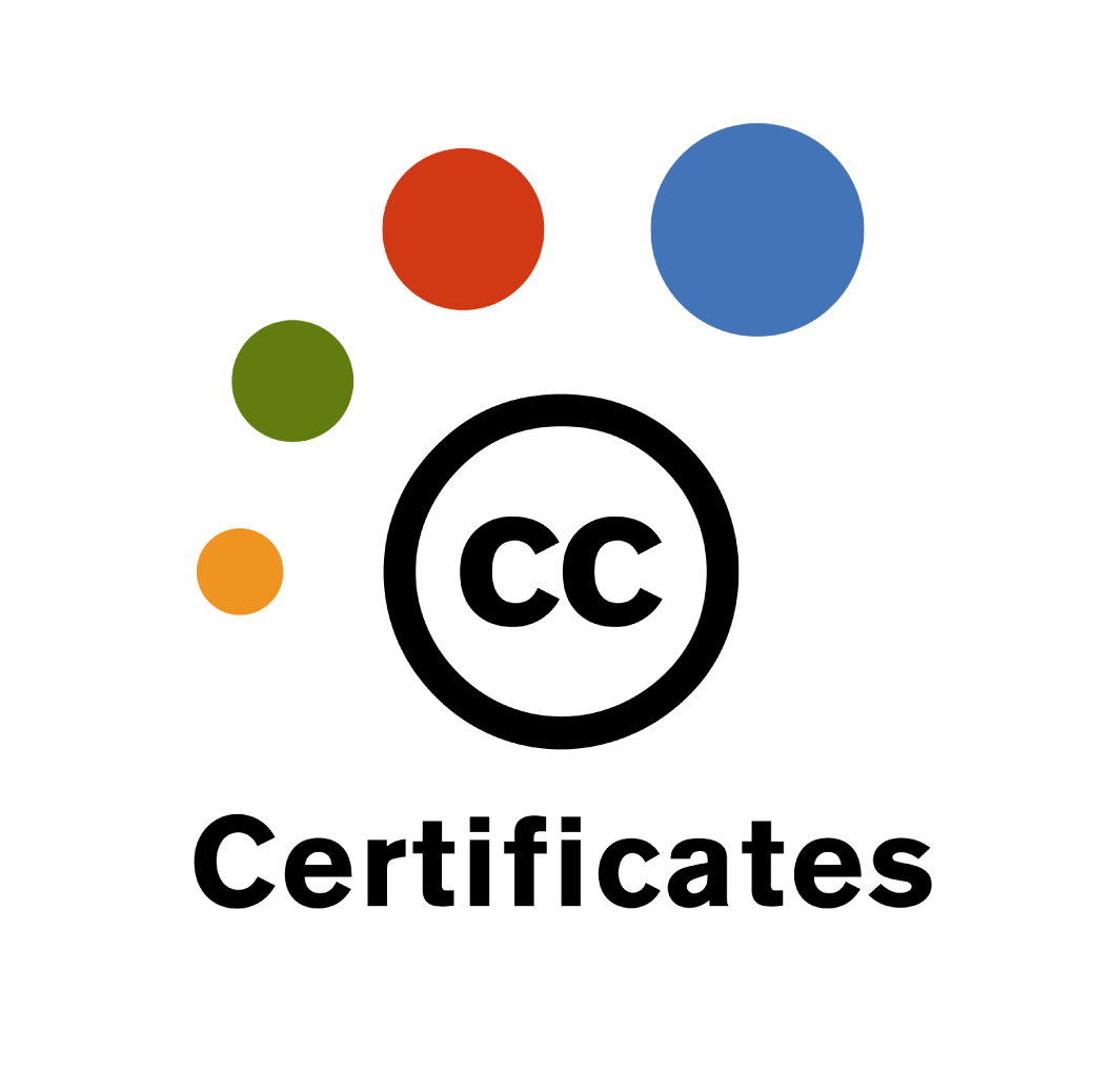 CC Certificates Logo