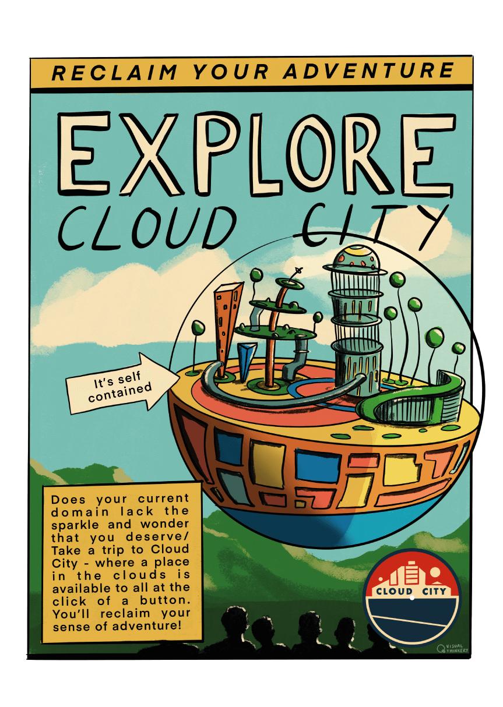 Cloud City - Reclaim Hosting