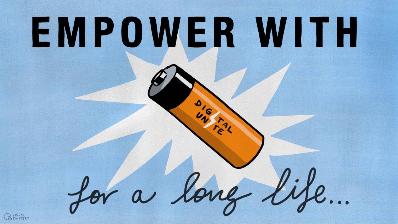 Digital Unite - Empower for a long life